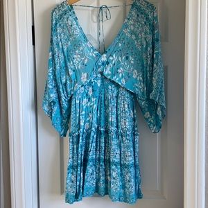 Turquoise Lovestitch Dress size M